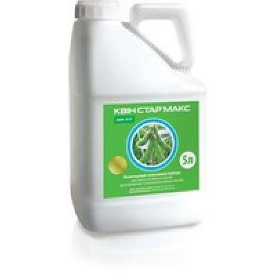 КВИН СТАР МАКС - послевсходовый гербицид (Укравит)