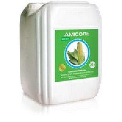 АМИСОЛЬ - послевсходовый гербицид (Укравит)